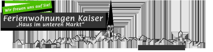 Ferienwohnung Kaiser Oberstdorf